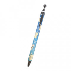 Japan Pokemon Ball Pen - Pikachu / Starry Sky