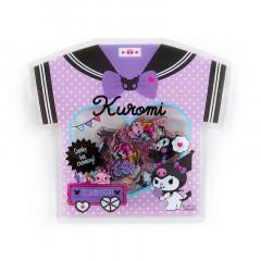 Japan Sanrio Summer T-shirt Sticker - Kuromi