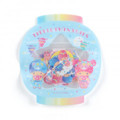 Japan Sanrio Summer Lantern Sticker - Little Twin Stars