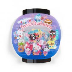 Japan Sanrio Summer Lantern Sticker - Mix