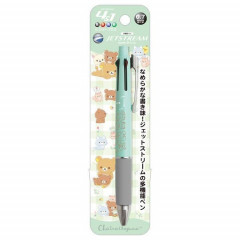 Japan San-X Jetstream 4+1 Multi Pen & Mechanical Pencil - Friends of Chairoikoguma 5th Anniversary