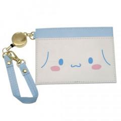 Japan Sanrio Pass Case Card Holder - Cinnamoroll