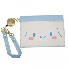 Sanrio Pass Case Card Holder - Cinnamoroll