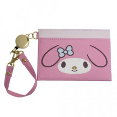 Japan Sanrio Pass Case Card Holder - My Melody