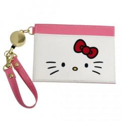 Japan Sanrio Pass Case Card Holder - Hello Kitty