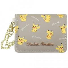 Pokemon Pass Case Card Holder - Pikachu