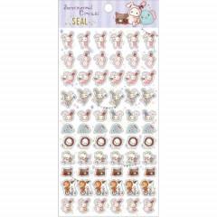 Japan San-X Seal Sticker - Sentimental Circus