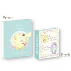 Japan Pokemon Sticky Notes - Pikachu & Eevee