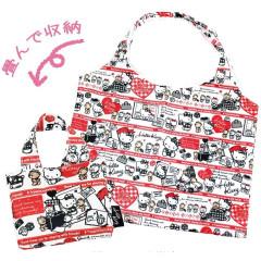 Japan Sanrio Eco Shopping Bag - Hello Kitty