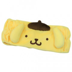 Japan Sanrio Mascot Hair Band - Pompompurin