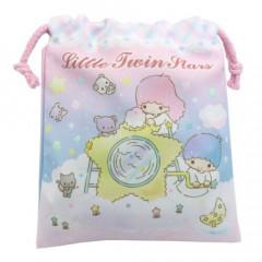 Sanrio Drawstring Bag - Little Twin Stars