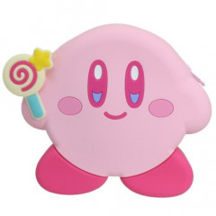 Kirby Silicone Rubber Zip Pouch - Lollipop MUTEKI SUTEKI CLOSET