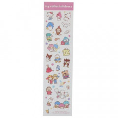 Japan Sanrio My Collect Stickers