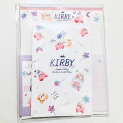 Japan Kirby Letter Envelope Set - Lollipop