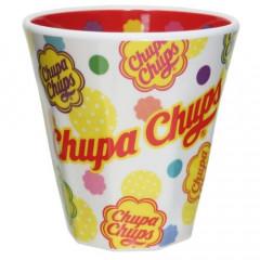 Japan Chupa Chups Acrylic Cup - White
