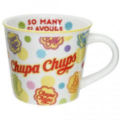Japan Chupa Chups Ceramic Mug - White