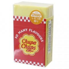 Japan Chupa Chups Eraser - Scented Poppy Light Yellow