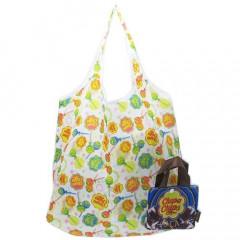 Japan Chupa Chups Eco Shopping Bag with Mini Coke Folding Bag