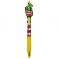Japan Crayon Shin-chan 0.5mm Gel Pen - Crocodile Yellow