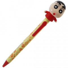 Japan Crayon Shin-chan Ball Pen - Shinnosuke Big Head