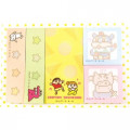 Japan Crayon Shin-chan Sticky Notes with Case - Yellow - 2