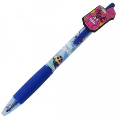 Japan Crayon Shin-chan 0.5mm Gel Pen - Crocodile & Shinnosuke