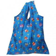 Japan Crayon Shin-chan Eco Shopping Bag - Shinnosuke Cosplay Blue