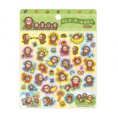 Sanrio Sticker - Monkichi