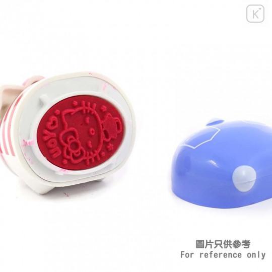 Sanrio Piggy Stamp Chop - Monkichi - 5