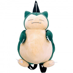 Japan Pokemon Plush Backpack Bag - Snorlax Plush