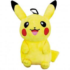 Japan Pokemon Mini Pouch - Pikachu Plush