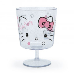 Japan Sanrio Dessert Cup - Hello Kitty