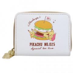 Japan Pokemon Coin Wallet - Pikachu Burger