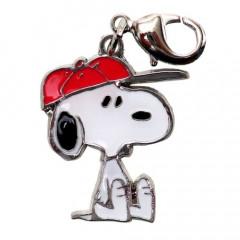 Japan Snoopy Key Charms - Cap