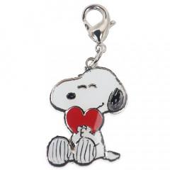 Japan Snoopy Key Charms - Heart