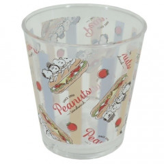 Japan Snoopy Glass - Sandwiches