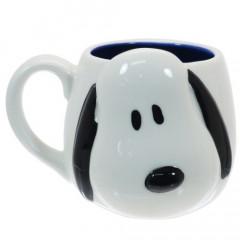 Japan Ceramics Snoopy Mug - Face
