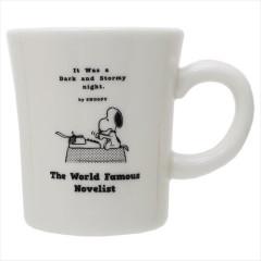 Japan Snoopy Ceramics Mug - Work