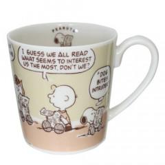 Japan Snoopy Ceramics Mug - Friends Comic