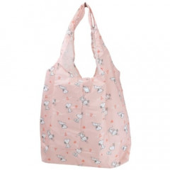 Japan Snoopy Eco Shopping Bag - Pink