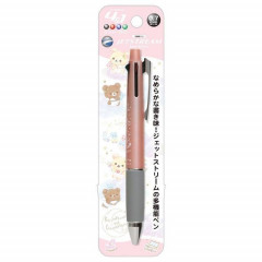 Japan San-X Jetstream 4+1 Multi Pen & Mechanical Pencil - Korilakkuma & Chairoikoguma / Fluffy Angel