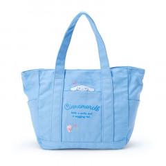 Japan Sanrio Canvas Handbag - Cinnamoroll