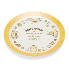 Japan Sanrio Melamine Plate - Pompompurin