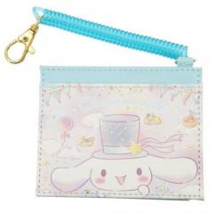 Sanrio Pass Case Card Holder - Cinnamoroll & Cloud