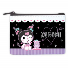 Japan Sanrio Pouch - Kuromi Good Night