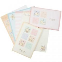Japan Pokemon Letter Envelope Set - Pikachu / Colorful