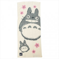 Japan Ghibli Face Towel - Totoro