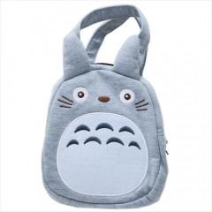 Japan Ghibli Die-cut Mini Bag - Totoro