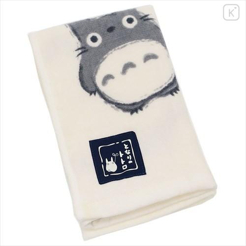 Japan Ghibli Wash Handkerchief - My Neighbor Totoro / Flower - 3