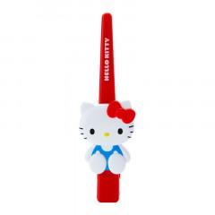 Japan Sanrio Long Hair Clip - Hello Kitty